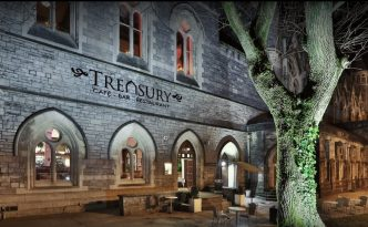 The Treasury Plymouth Devon UK