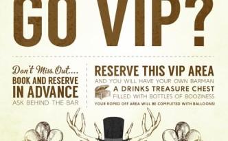 The Treasury Plymouth VIP Area