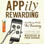 The Treasury Rewards Phone App
