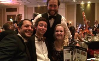 The Treasury winners Best After Dark Venue 2014