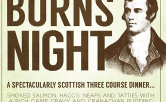 Burns Night Plymouth Treasury 2018