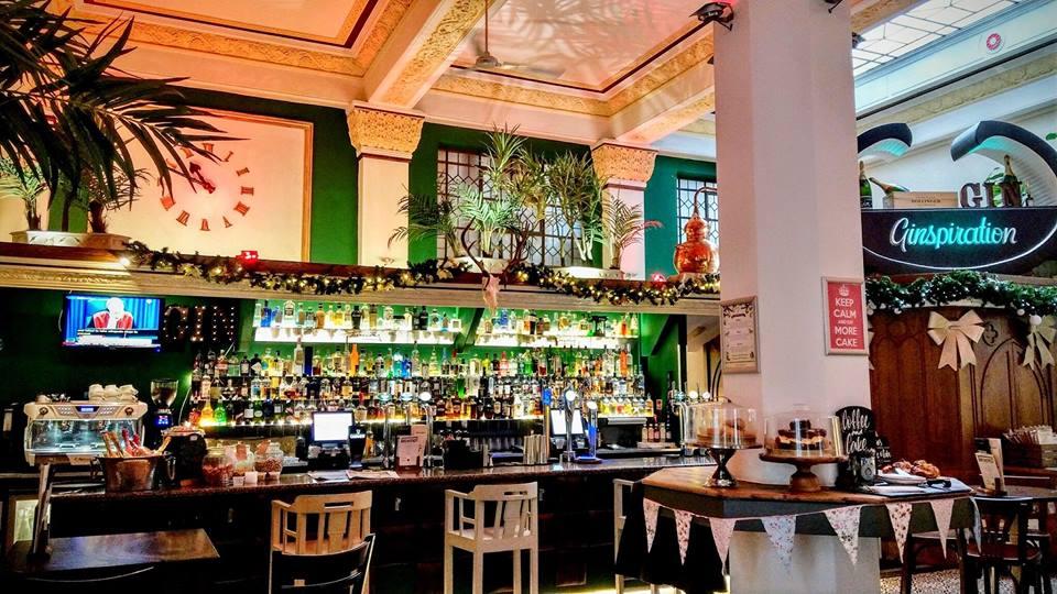 The Treasury Bar Plymouth UK